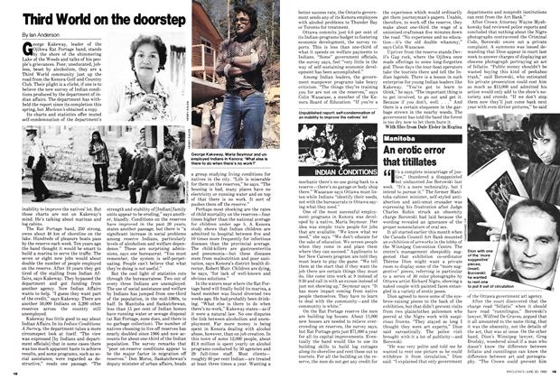 Article Preview: Third World on the doorstep, June 1980 | Maclean's