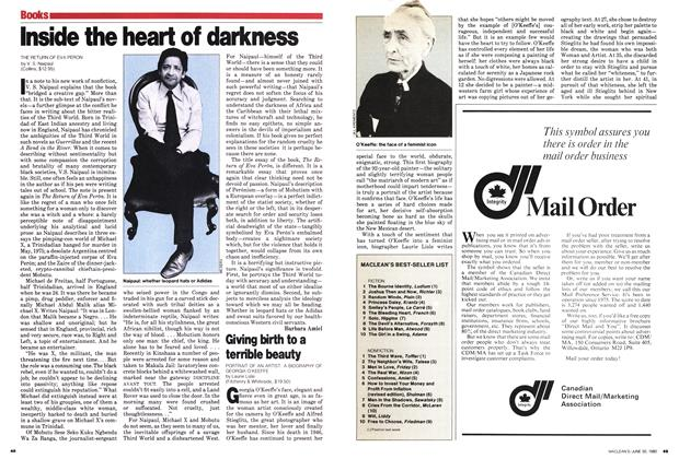 Article Preview: Inside the heart of darkness, June 1980 | Maclean's