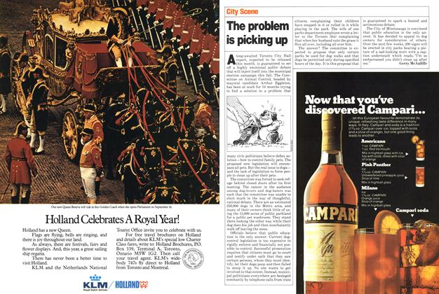 Article Preview: The problem is picking up, July 1980 | Maclean's