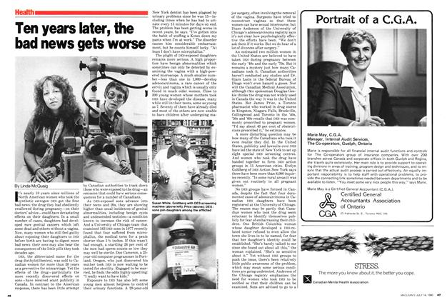 Article Preview: Ten years later, the bad news gets worse, July 1980 | Maclean's