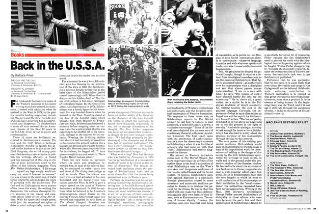 Article Preview: Back in the U.S.S.A., July 1980 | Maclean's
