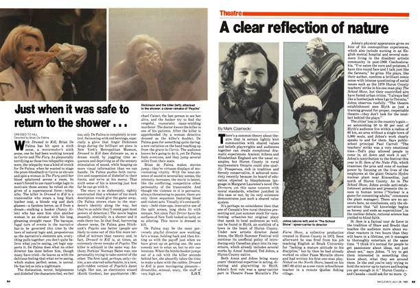 Article Preview: A clear reflection of nature, July 1980 | Maclean's
