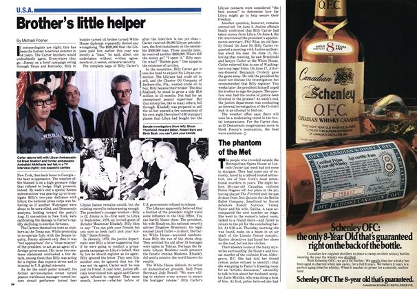 Article Preview: Brother's little helper, August 1980 | Maclean's
