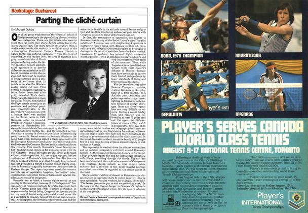Article Preview: Parting the cliché curtain, August 1980 | Maclean's