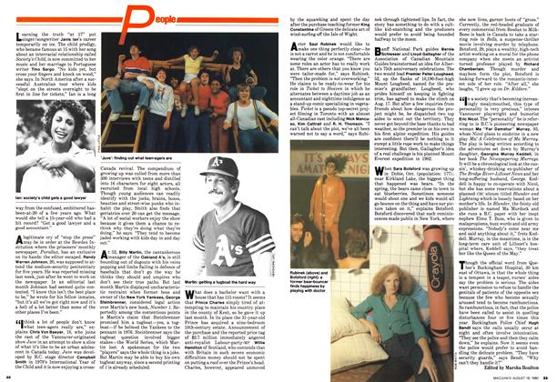 Article Preview: Hey, Juve, August 1980   Maclean's