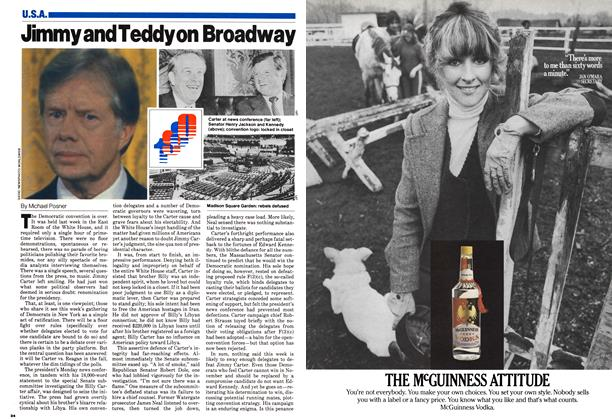 Article Preview: Jimmy and Teddy on Broadway, August 1980 | Maclean's