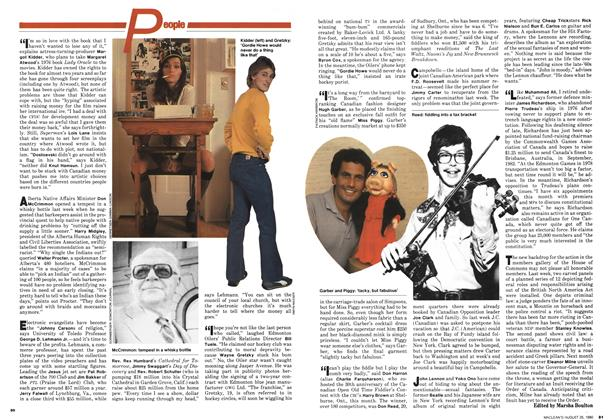 Article Preview: People, August 1980 | Maclean's