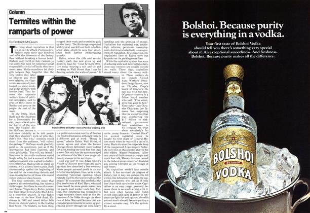 Article Preview: Termites within the ramparts of power, >SEPTEMBER 8, 1980 1980 | Maclean's