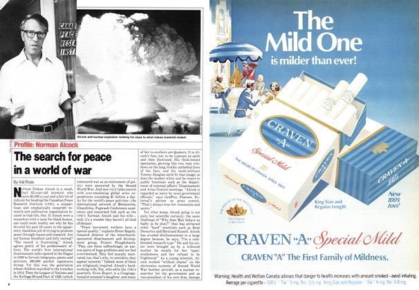 Article Preview: The search for peace in a world of war, September 1980 | Maclean's