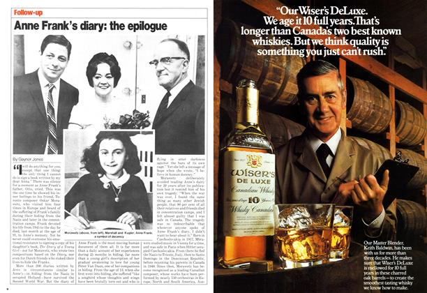 Article Preview: Anne Frank's diary: the epilogue, September 1980 | Maclean's
