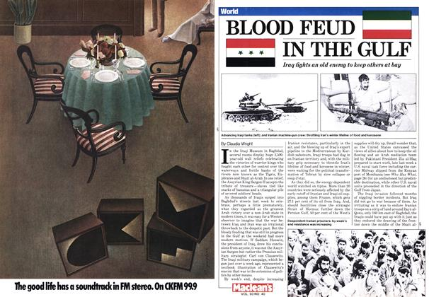 Article Preview: BLOOD FEUD IN THE GULF, October 1980 | Maclean's