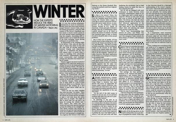 Article Preview: WINTER, October 1980 | Maclean's