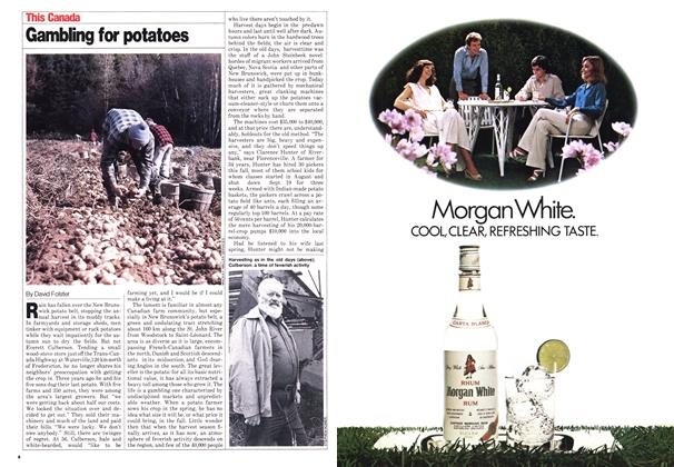 Article Preview: Gambling for potatoes, October 1980 | Maclean's