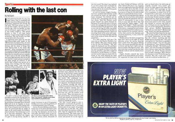 Article Preview: Rolling with the last con, October 1980 | Maclean's