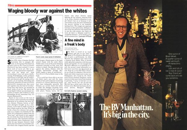 Article Preview: Waging bloody war against the whites, October 1980 | Maclean's