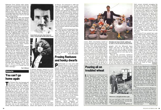 Article Preview: Freeing Rastuses and honky dwarfs, October 1980 | Maclean's
