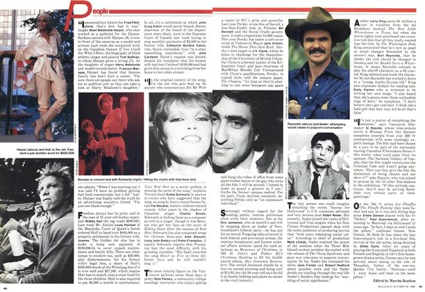 Article Preview: Smokey in ill repute, October 1980 | Maclean's