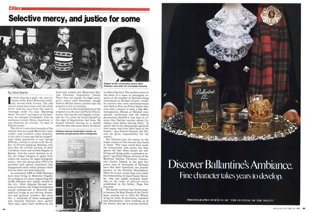Article Preview: Selective mercy, and justice for some, October 1980 | Maclean's