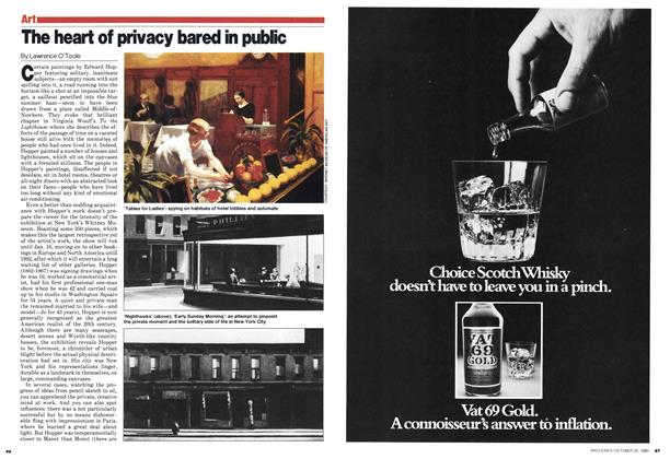 Article Preview: The heart of privacy bared in pubic, October 1980 | Maclean's