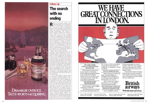 Article Preview: The search with no ending, October 1980   Maclean's