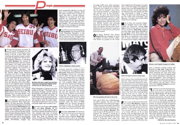 Article Preview: People, October 1980 | Maclean's