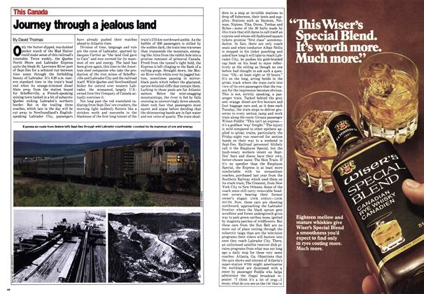 Article Preview: Journey through a jealous land, October 1980 | Maclean's