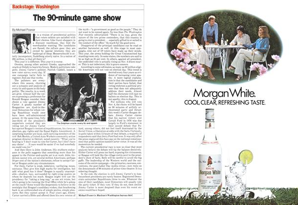Article Preview: The 90-minute game show, November 1980 | Maclean's