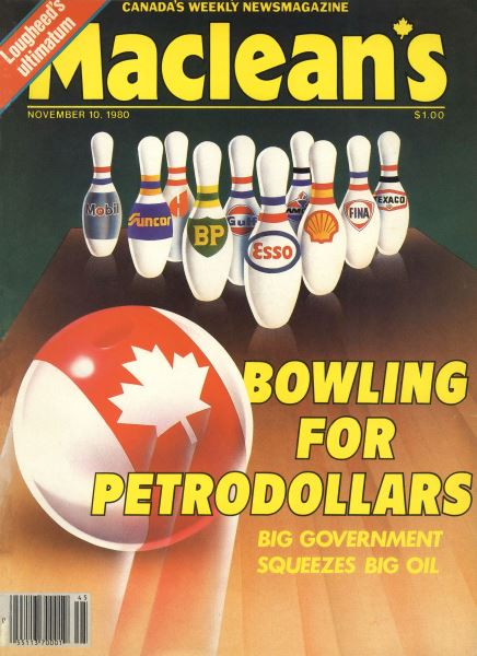 Issue: - November 1980 | Maclean's