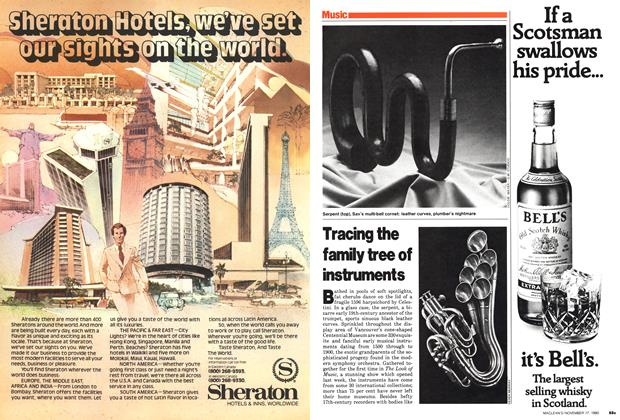 Article Preview: Tracing the family tree of instruments, November 1980 | Maclean's
