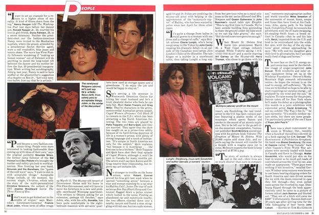 Article Preview: PEOPLE, December 1980 | Maclean's