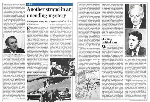 Article Preview: Another strand in an unending mystery, December 1980 | Maclean's