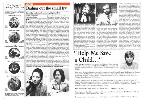 Article Preview: Bailing out the small fry, December 1980 | Maclean's
