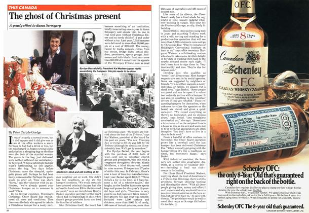 Article Preview: The ghost of Christmas present, December 1980 | Maclean's