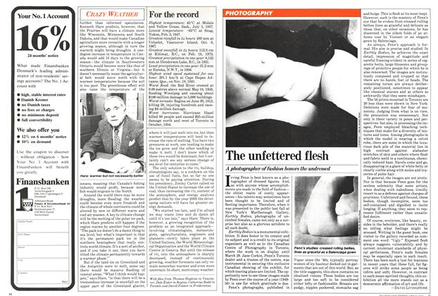 Article Preview: The unfettered flesh, February 1981 | Maclean's