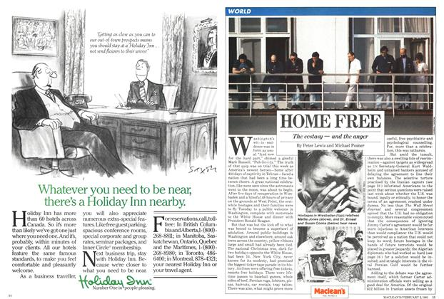 Article Preview: HOME FREE, February 1981 | Maclean's