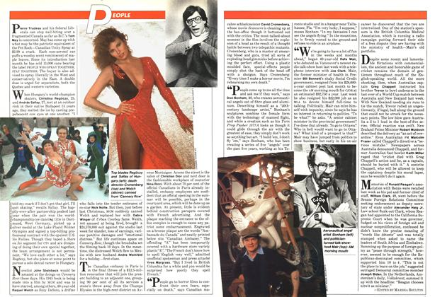 Article Preview: PEOPLE, February 1981 | Maclean's