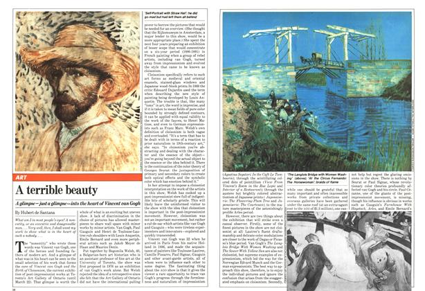 Article Preview: A terrible beauty, February 1981 | Maclean's