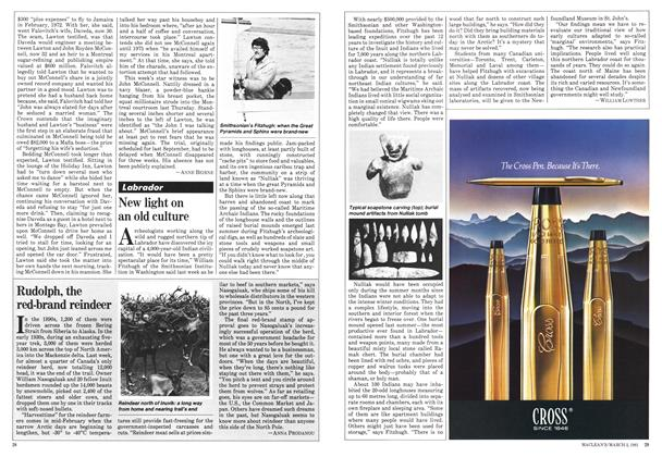 Article Preview: New light on an old culture, March 1981 | Maclean's