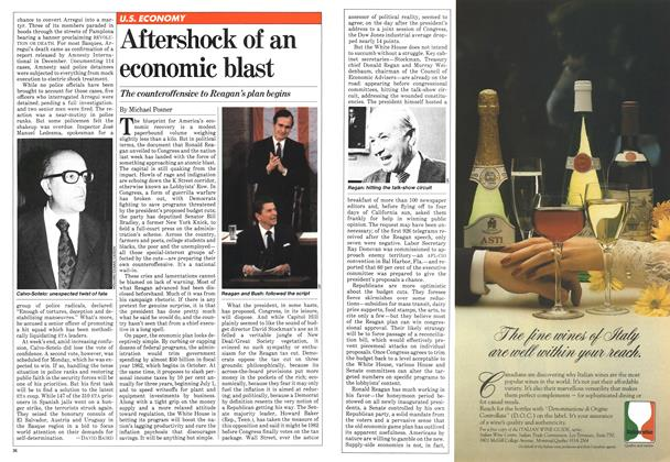 Article Preview: Aftershock of an economic blast, March 1981 | Maclean's