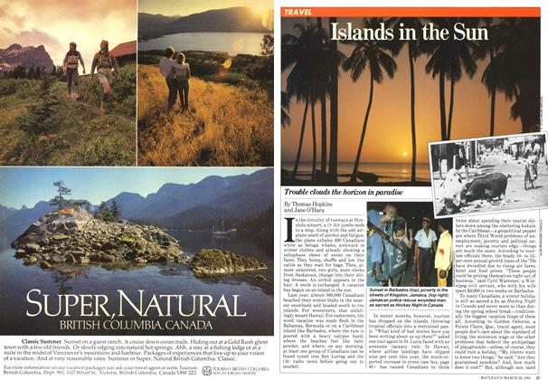 Article Preview: Island in the Sun, March 1981 | Maclean's