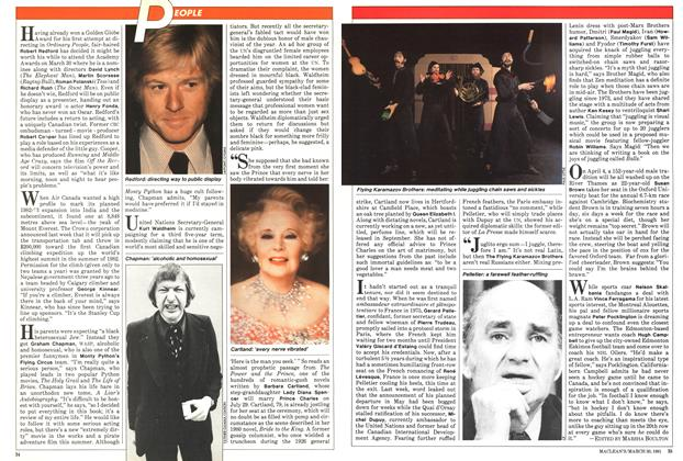 Article Preview: PEOPLE, March 1981 | Maclean's