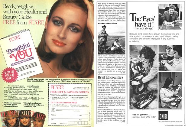 Article Preview: Brief Encounters, March 1981 | Maclean's