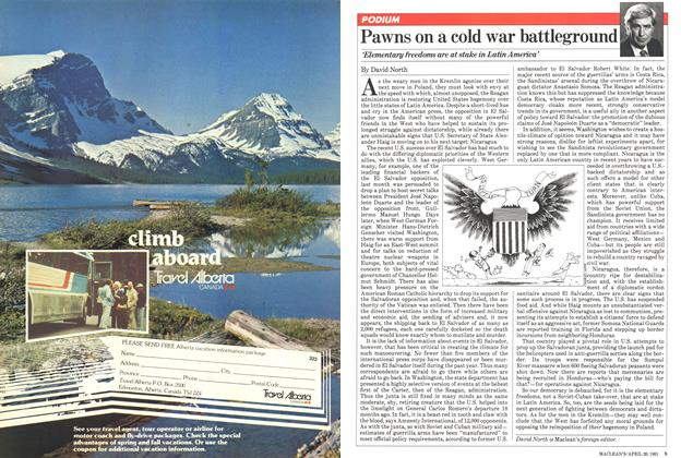 Article Preview: Pawns on a cold war battleground, April 1981 | Maclean's