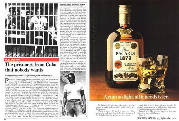 Article Preview: The prisoners from Cuba that nobody wants, May 1981 | Maclean's