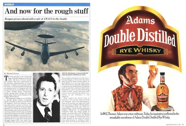 Article Preview: And now for the rough stuff, May 1981 | Maclean's