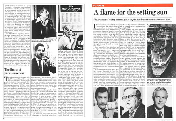 Article Preview: The limits of permissiveness, May 1981 | Maclean's