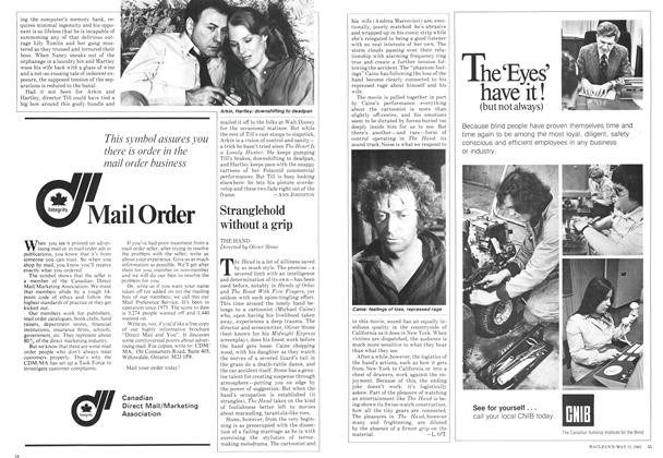 Article Preview: Stranglehold without a grip, May 1981 | Maclean's