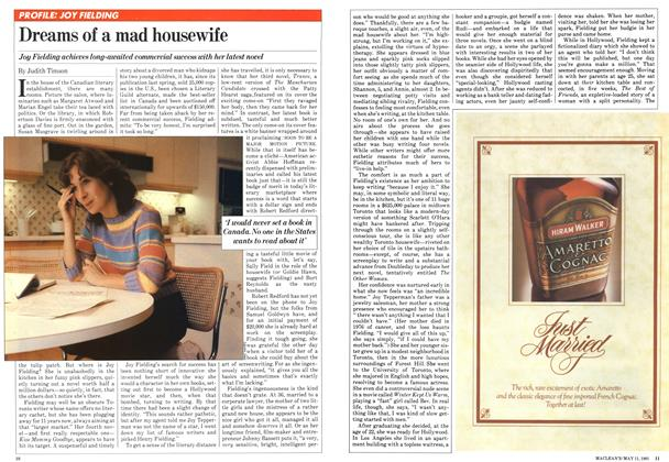 Article Preview: Dreams of a mad housewife, May 1981 | Maclean's