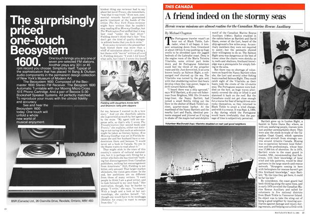 Article Preview: A friend indeed on the stormy seas, May 1981 | Maclean's