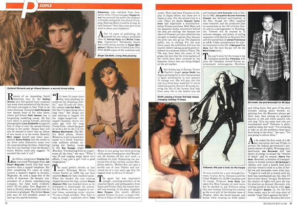 Article Preview: PEOPLE, May 1981 | Maclean's